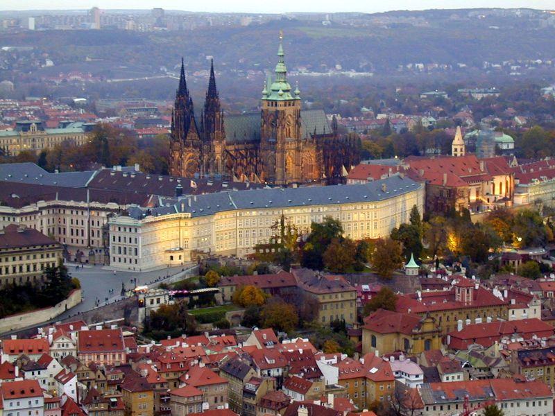Трети март в Прага със самолет - вариант 1