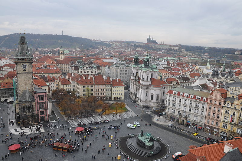 Екскурзия Прага - Братислава - Будапеща - Виена с автобус Пловдив и София - Bon Tour